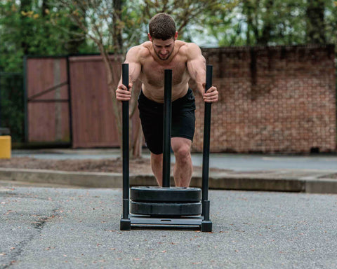 Competition Push Sleds