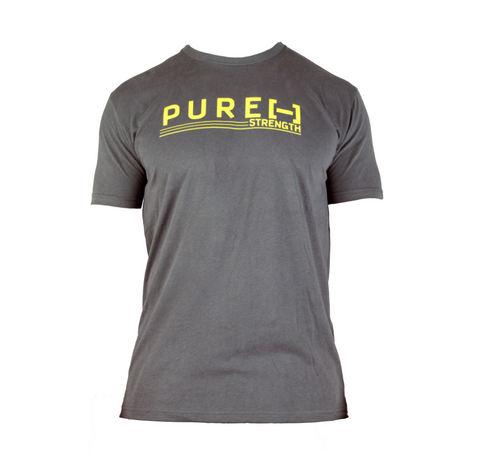 t shirt apparel pure strength