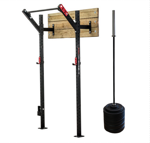 slim gym barbell hi temps home gym package equipment crossfit