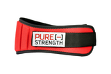 "Weight Lifting Belt: ""Red"""