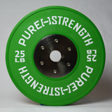 Pure Strength Competition Plate - 25 LB