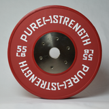 Pure Strength Competition Plate - 55 LB