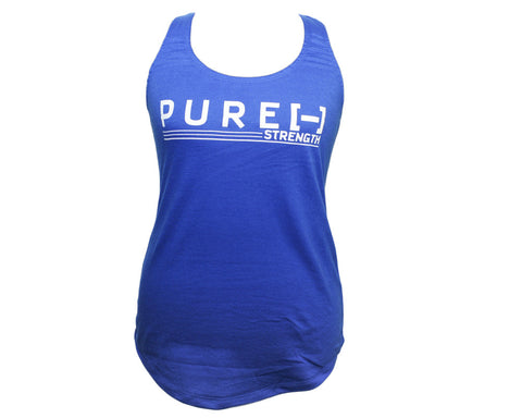 Pure Strength Classic Blue Tank
