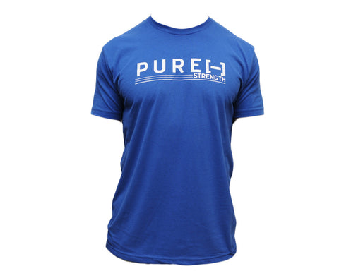 Pure Strength Classic Blue Shirt