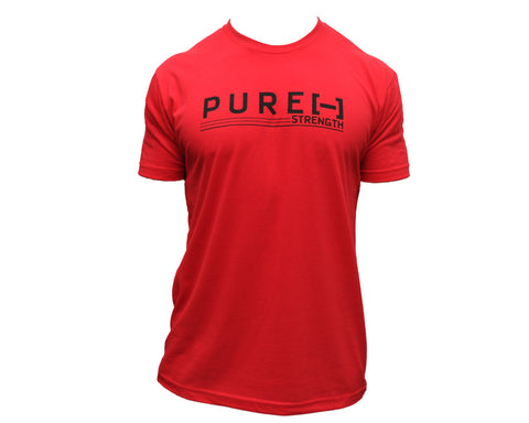 Pure Strength Classic Red Shirt