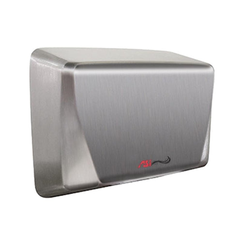 ASI 0199-3-93 | American Specialties TURBO ADA Hand Dryer, Satin Stainless Steel, 277 Volt