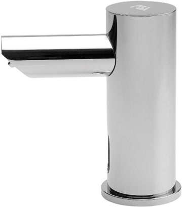 ASI 0390-6-1AC | American Specialties EZ Fill Automatic Deck Mounted Soap Dispenser, Plug In Version, Six Pack