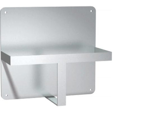 ASI 0556 | American Specialties Bedpan and Urinal Bottle Storage Rack, Surface Mounted