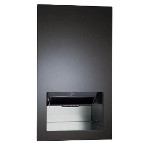 ASI 645210A-41 | American Specialties Piatto Paper Towel Dispenser, Automatic Roll, Matte Black, Battery Operated