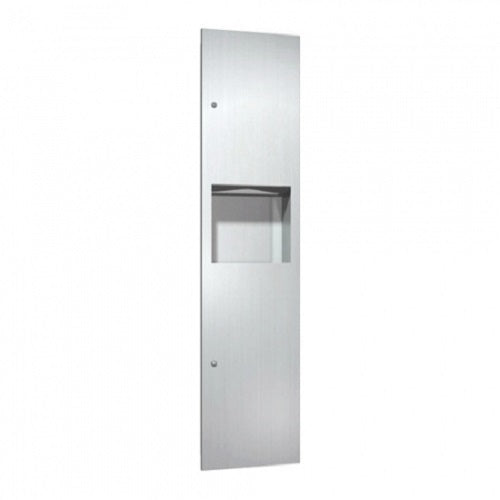 ASI 6467-9 | American Specialties Surface Mounted Paper Towel Dispenser & Waste Receptacle