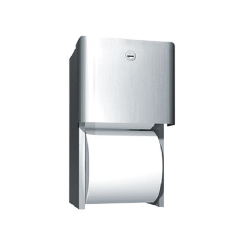 ASI 9030 | American Specialties Profile Dual Roll Toilet Tissue Dispenser