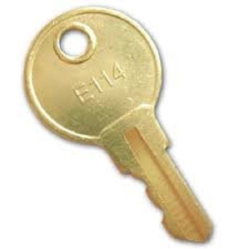 ASI E-114 | American Specialties Dispenser Key