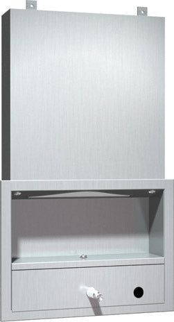 ASI 0431 | American Specialties Multi-Purpose Cabinet with Concealed Body
