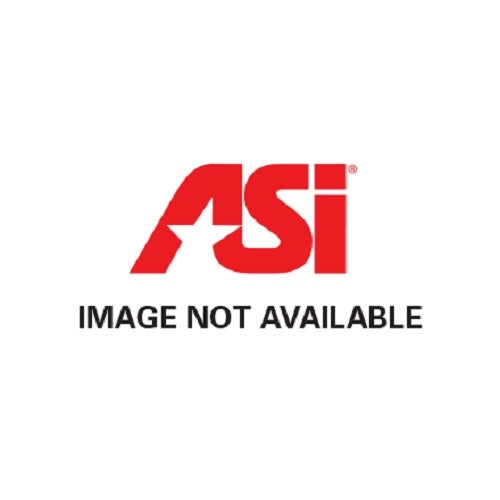 "ASI 1315-6 | American Specialties 48"" Shelf with Drying Rod, Mop Holders and Rag Hooks"