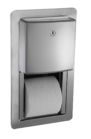 ASI 20031 | American Specialties Roval Twin Roll Toilet Tissue Dispenser