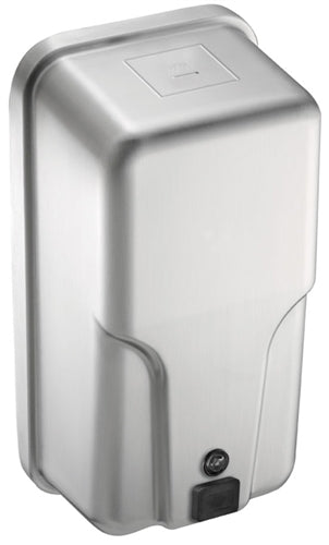 ASI 20363 | American Specialties Roval Vertical Soap Dispenser, Surface Mounted