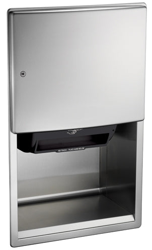 ASI 204523AC-6 | American Specialties Roval Paper Towel Dispenser, Automatic