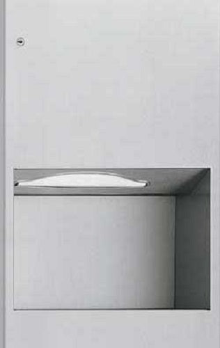 ASI 9452 | American Specialties Paper Towel Dispenser, Recessed