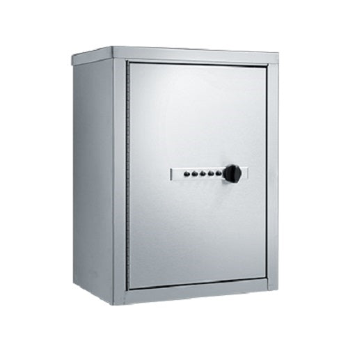 ASI 0547 | American Specialties Narcotics Cabinet with Combination Lock and Dual Doors