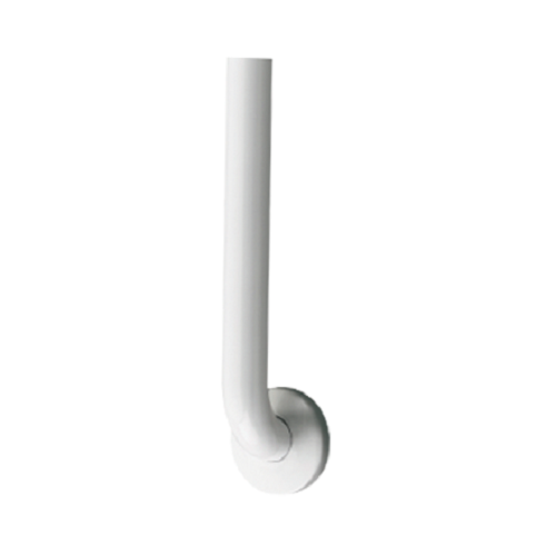 "ASI 3801-48AW | American Specialties 48"" Antimicrobial Grab Bar, White Powder Coated Finish"