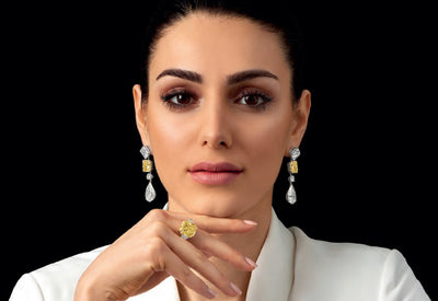 Swiss jewellery dynasty Jahan Genève has launched its new high-end fine jewellery line, Nour by Jahan.