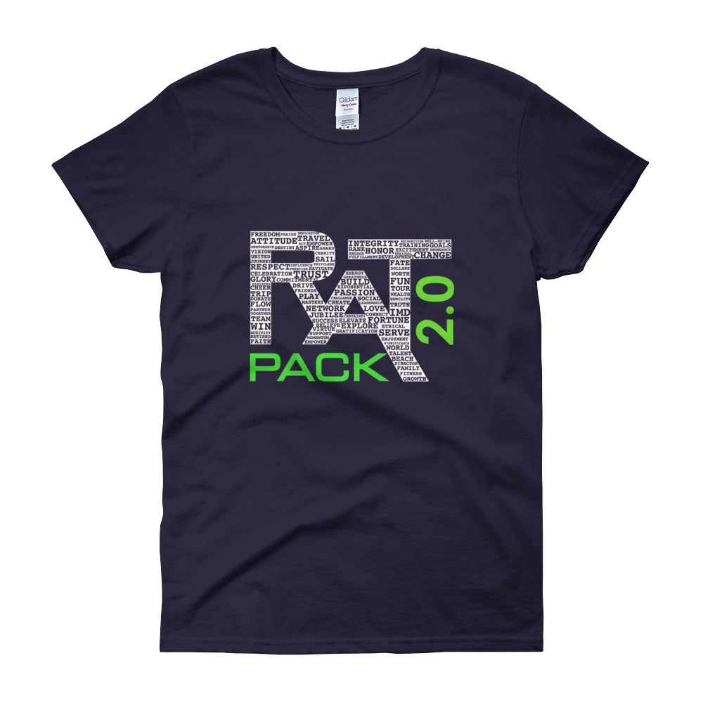 Women's RAT Pack 2.0 T-Shirt
