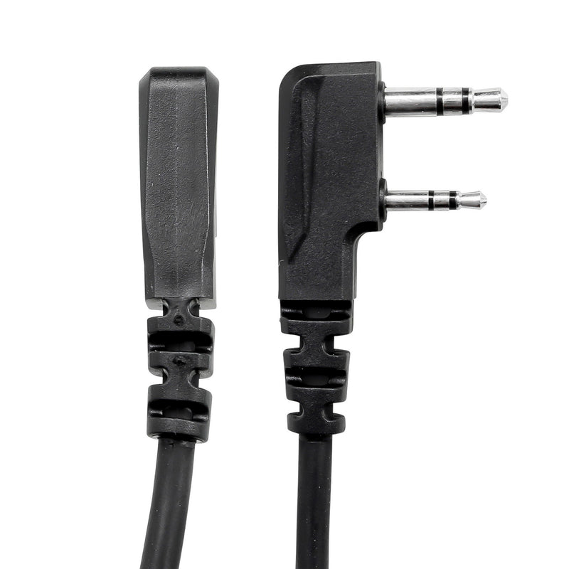 Maxtop AEH3000-K2 Swivel Earpiece for Kenwood NX-3320 TK-3230DX