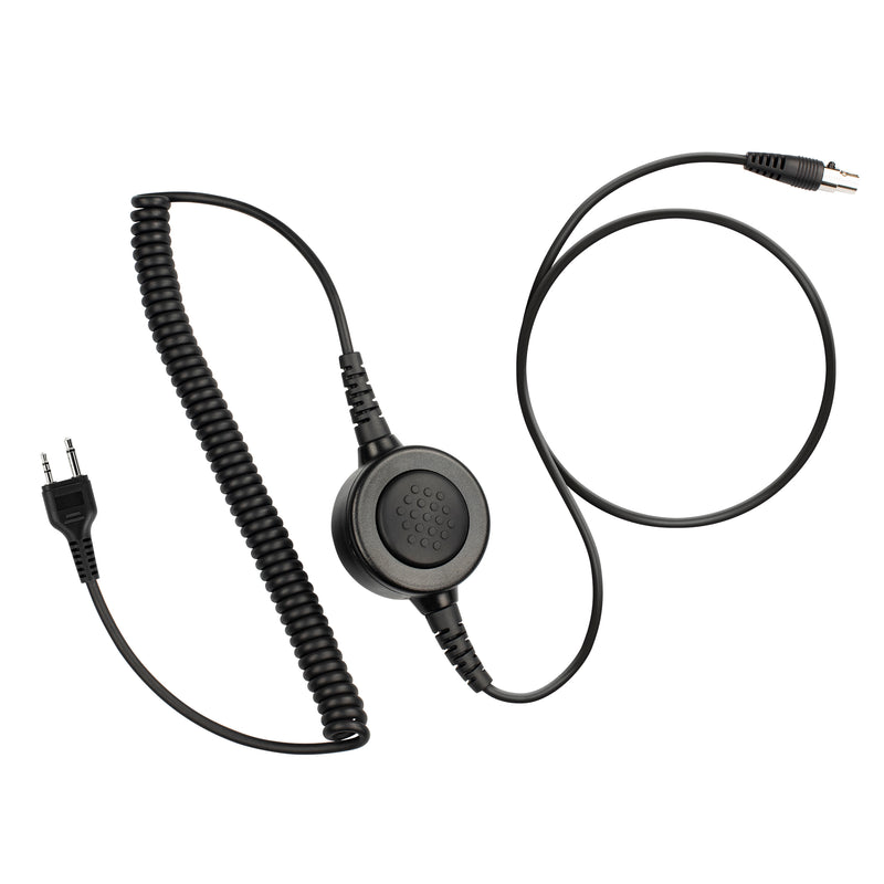 Maxtop AHDH0032-BK-L2 Noise Cancelling Headset for Cobra PR330 PR500