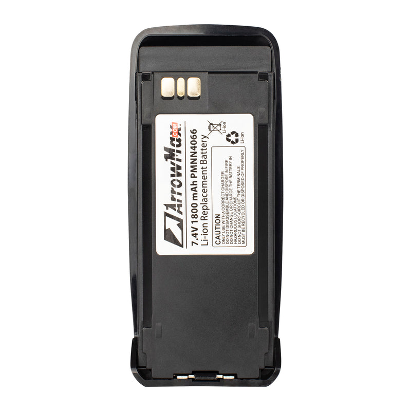 ArrowMax AMCL4066-1800-D Li-ion Battery for Motorola XPR4380 XPR6100