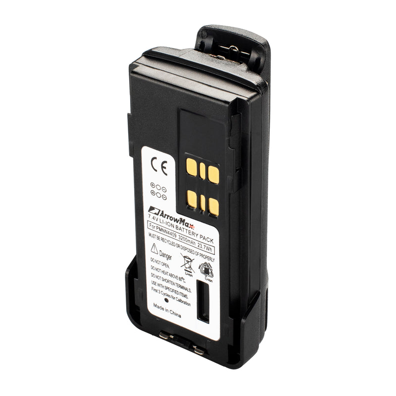 ArrowMax AMCL4409-3200-D Li-ion Battery for Motorola XPR7550 XPR7350