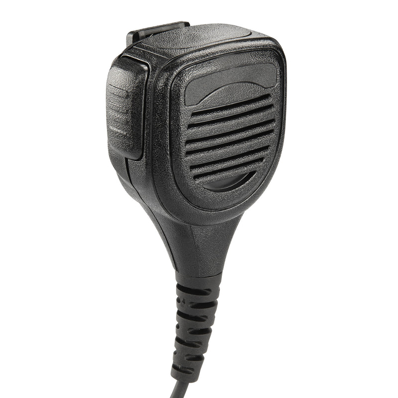 Maxtop APM250-K2B Heavy Duty Speaker Microphone for Baofeng UV-5X3 UV-5R