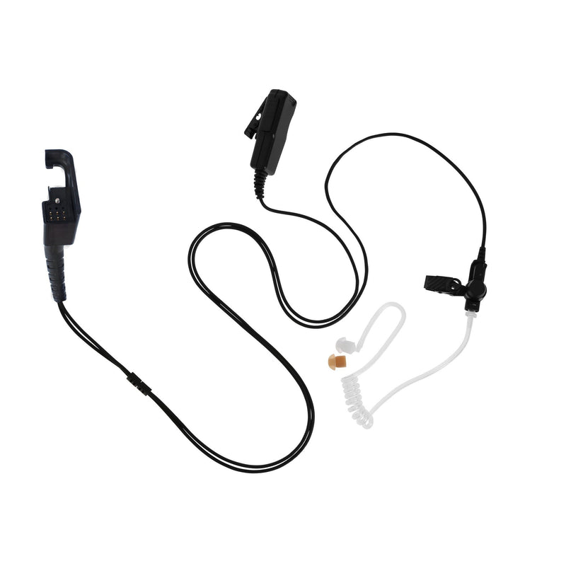Maxtop ASK4032-M8 2-Wire Surveillance Kit for Motorola P200 HT600