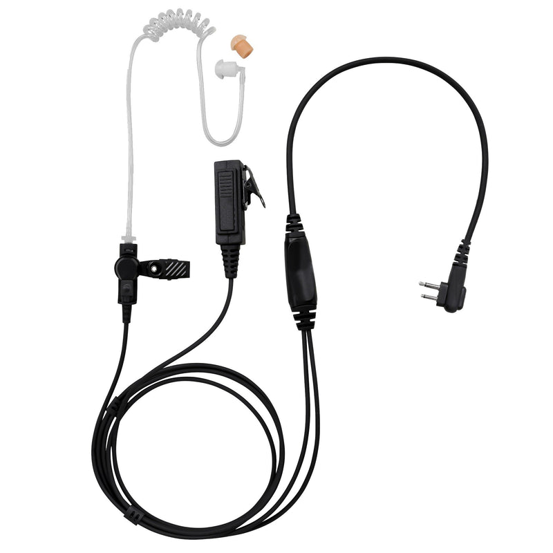 Maxtop ASK4038-M1 2-Wire Surveillance Kit for Motorola CP200 RMU2080