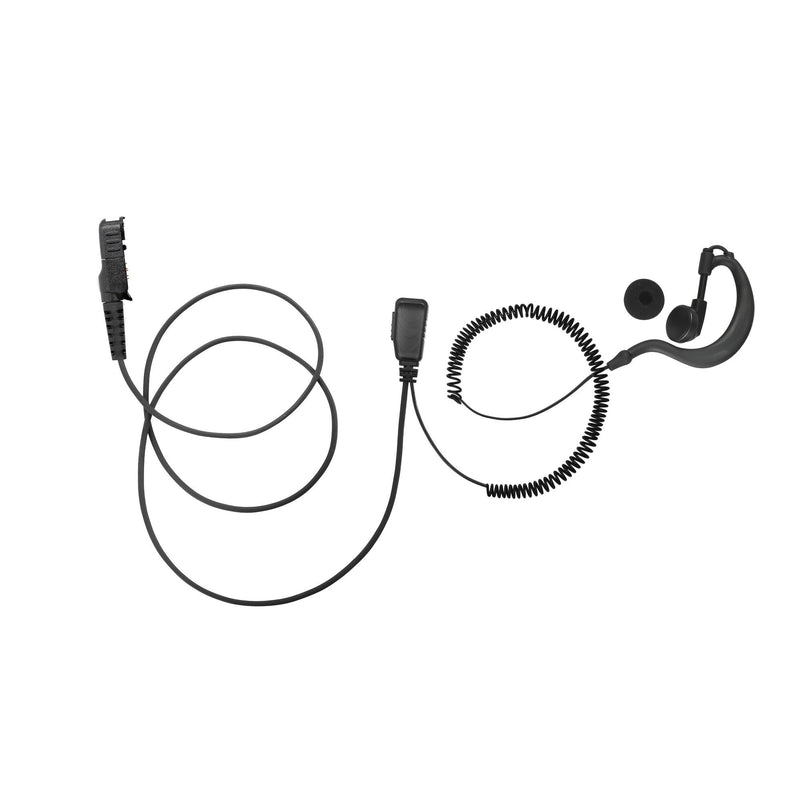 BOMMEOW BGS15-AX G-Shape Earhanger for Motorola XPR3300 XPR3500