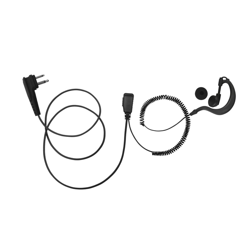 BOMMEOW BGS15-M1A G-Shape Earhanger for Motorola EP450 P140