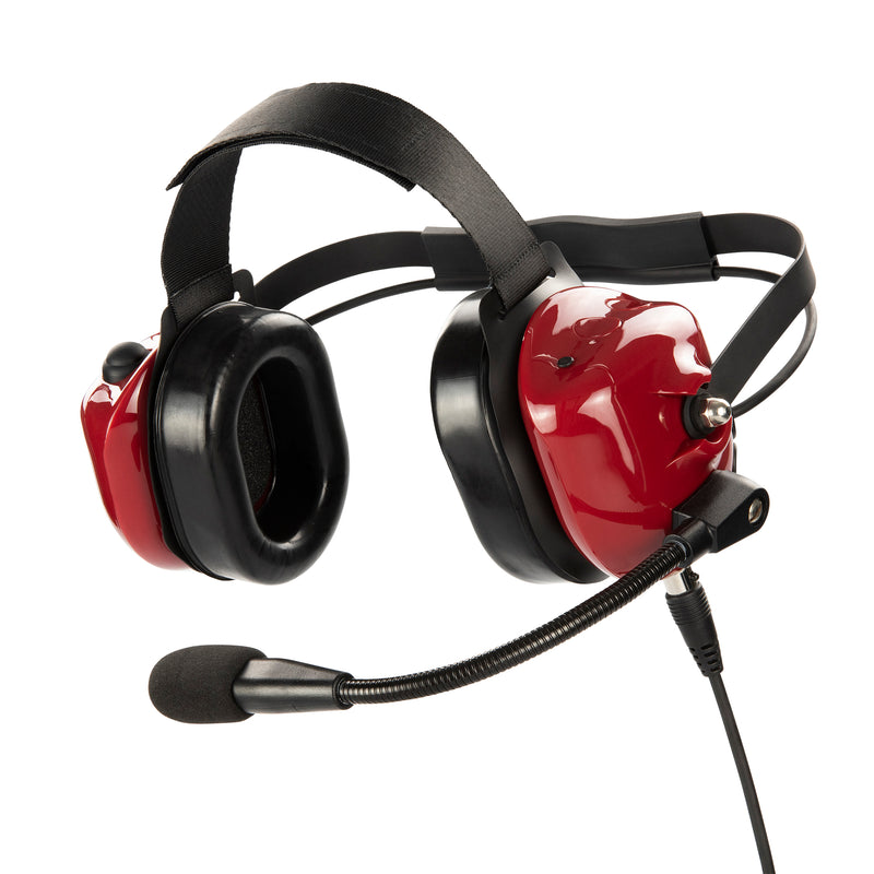 Bommeow BHDH40-RD-H1 Noise Isolation Headphone for Hytera/HYT TC-500 TC-508