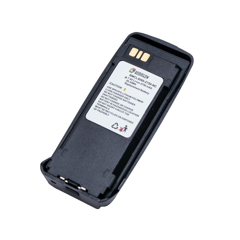 BOMMEOW BMCL4066-2750-D Li-ion Battery for Motorola DP3400 XPR6000