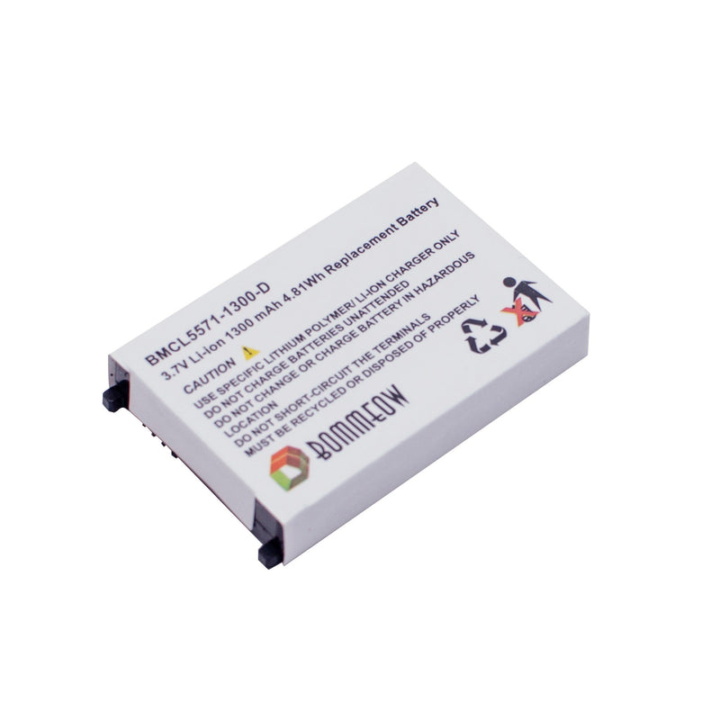 Bommeow BMCL5571-1300-D Li-ion Battery for Motorola CLS1110  CLS1410