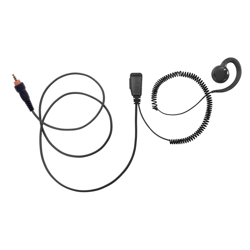 BOMMEOW BSE15-M14 Swivel Earpiece for Motorola CLP1010 CLP1040