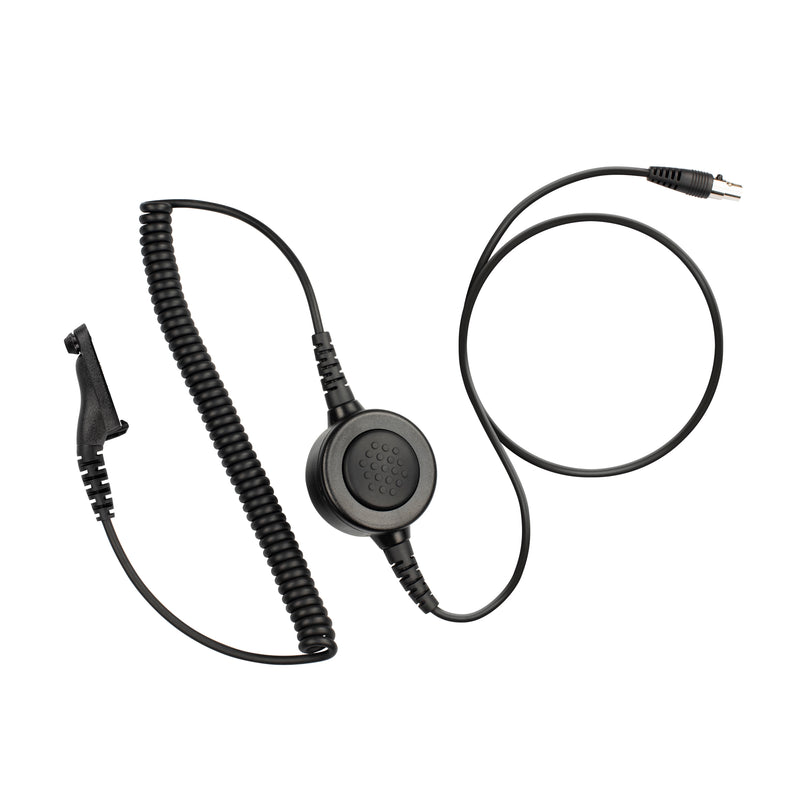 Maxtop Cable-AHDH0032-M9 6 Pin Noise Isolation Headphone PTT Cable for Motorola APX7000 XPR7350