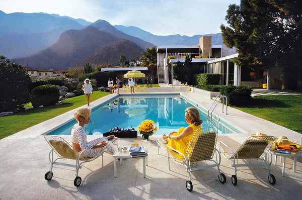 The Jetsetters – Photography by Slim Aarons