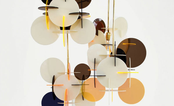 Diciotto Pendants by Vibeke Schmidt