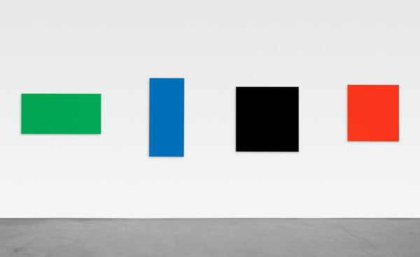 Ellsworth Kelly New York