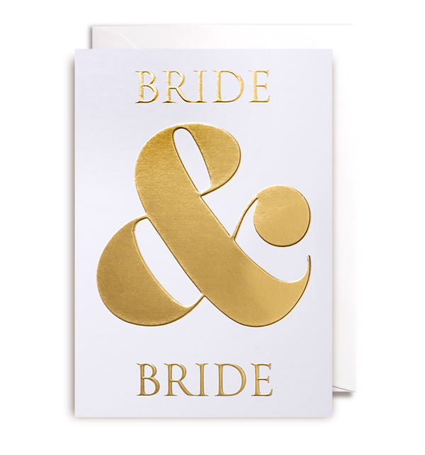 Bride and Bride - Lagom Design