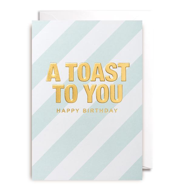 A Toast To You - Lagom Design