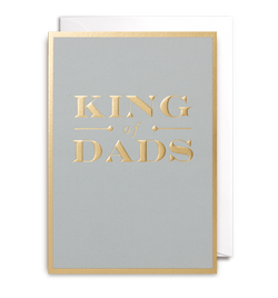 King Of Dads - Lagom Design