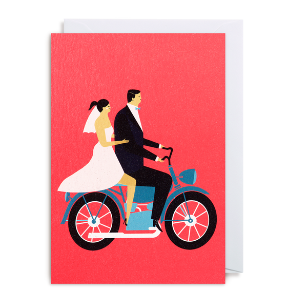 Happy Ending Greeting Card - Lagom Design