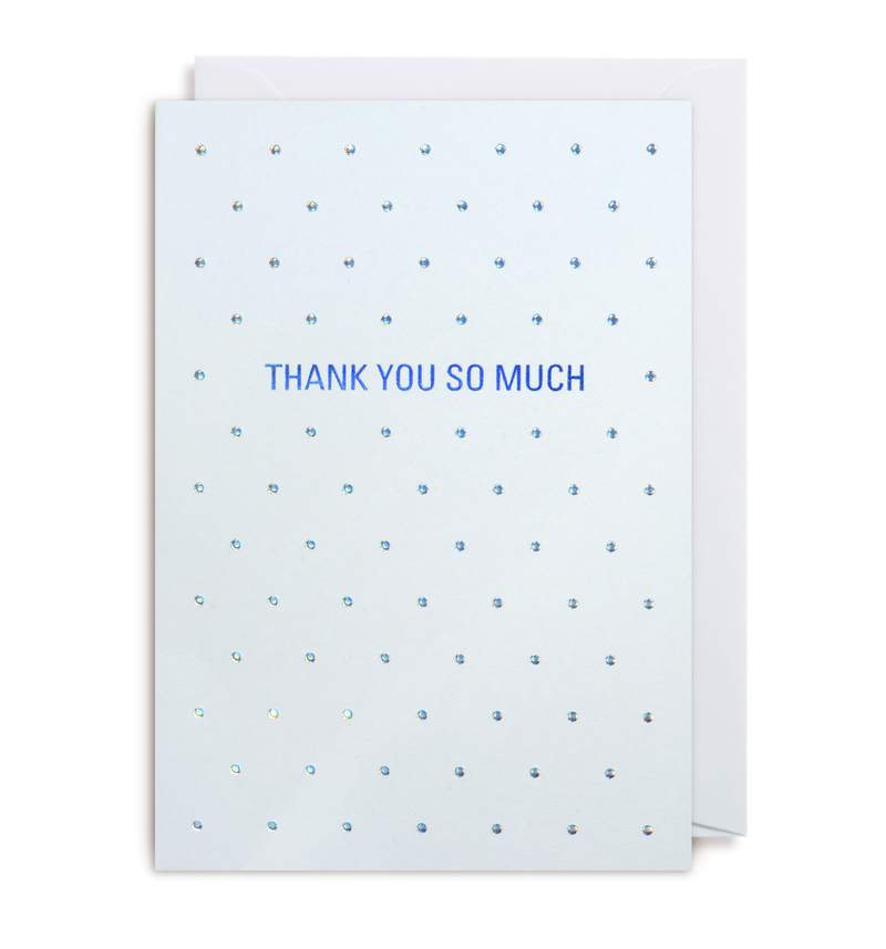 Thank You So Much - Lagom Design