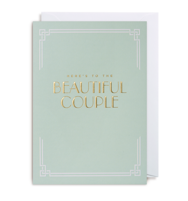 Beautiful Couple - Lagom Design