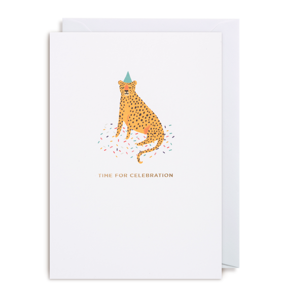 Time Of Celebration Greeting Card